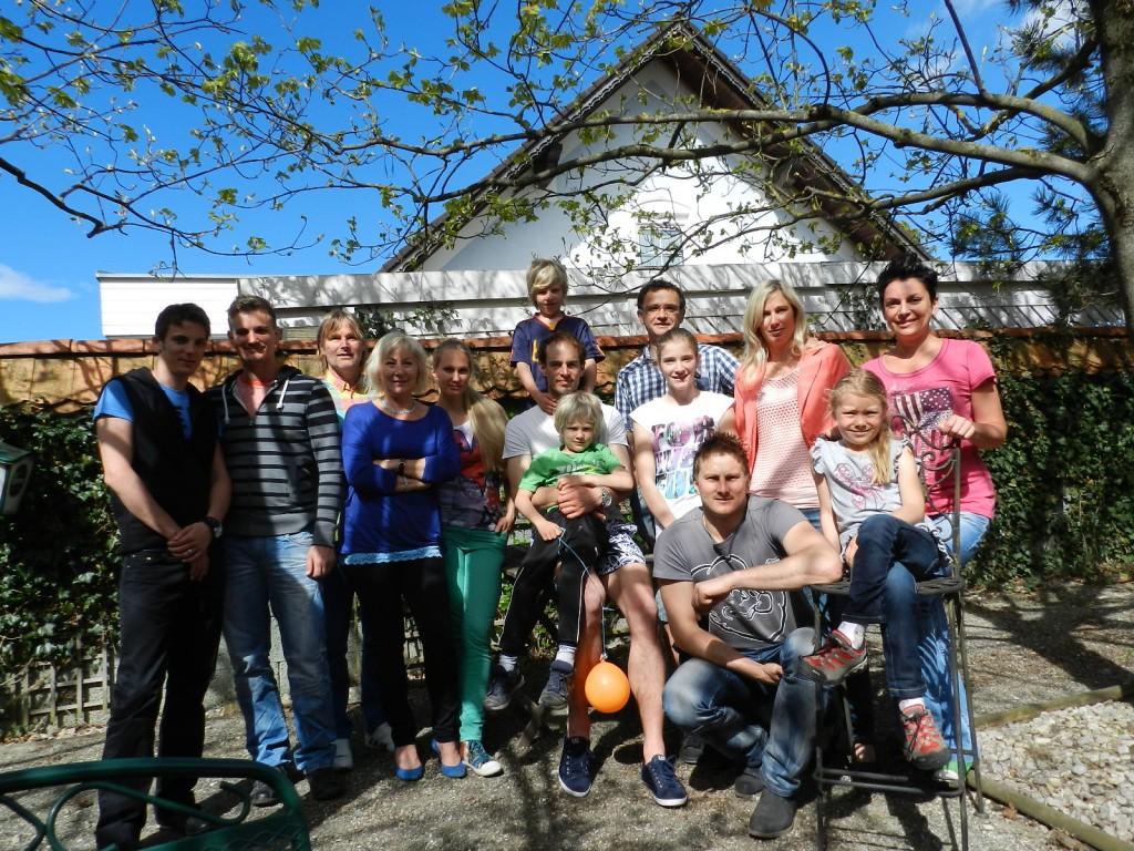 Bereits Großfamilie, 2013